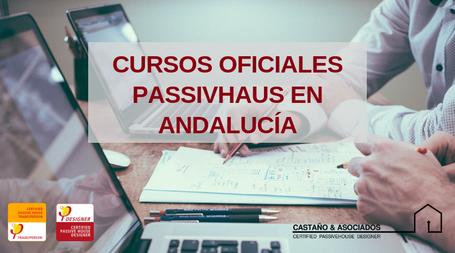 Cursos Passivhaus en Andalucía