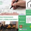 Jornada gratuita sobre Passivhaus