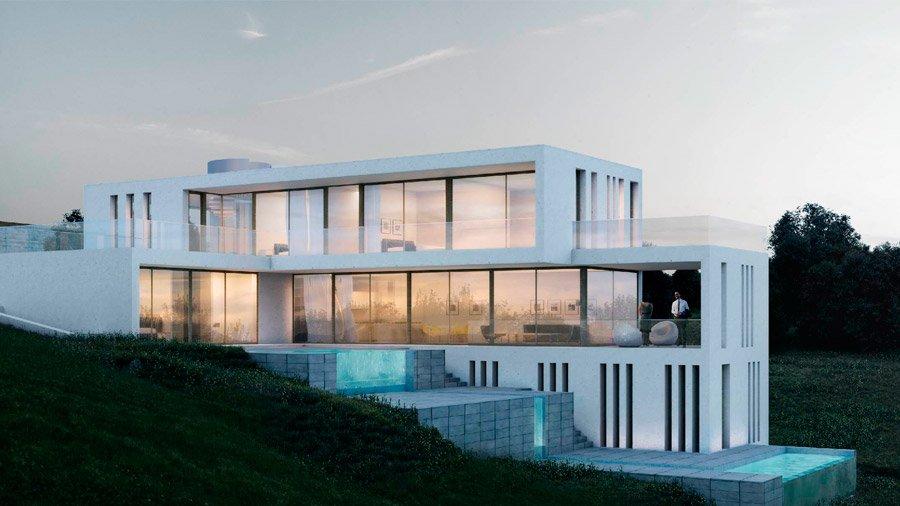 Villa passivhaus luxury en Estepona
