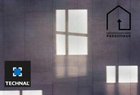 Technal apuesta por la formación passivhaus para sus técnicos y prescriptores